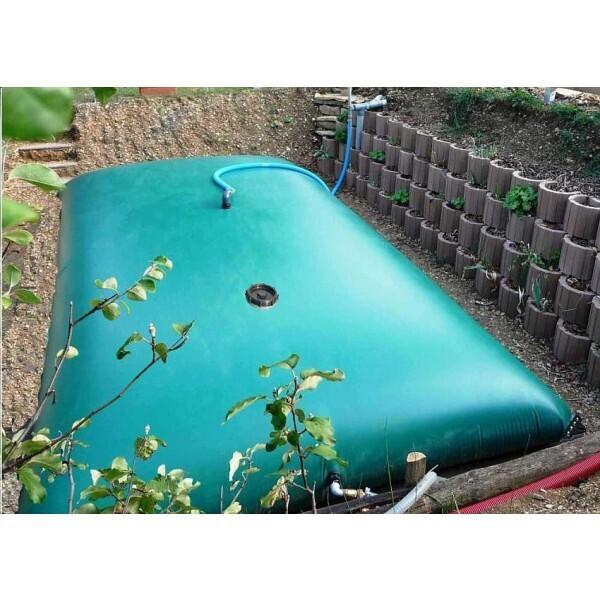 Citerne souple eau de pluie 20m3