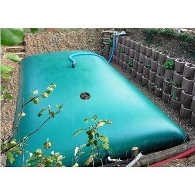 Citerne souple eau de pluie 15m3