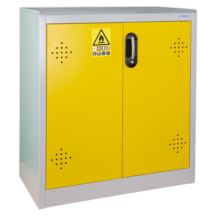 Armoire de sécurité comptoir 2 portes