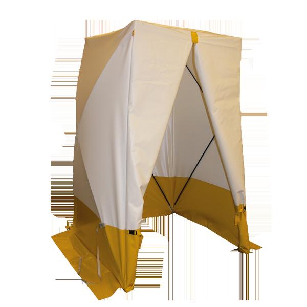 Tente de chantier cubique 140 5S Spécial