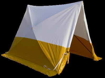 Tente de chantier triangulaire 180 PZ