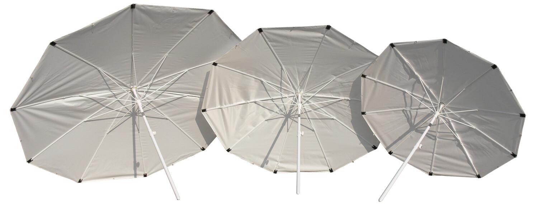 Parasol de chantier Ø 250 cm