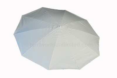Parasol de chantier Ø 300 cm