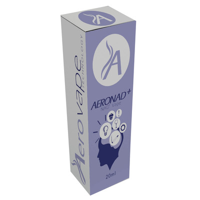 AERONAD+ - NAD+ e-liquid 20ml