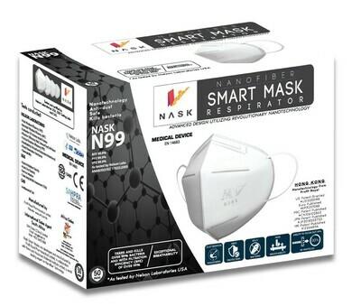 NASK Smart Mask N99 50-pack