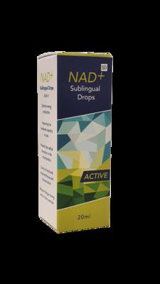 NAD+ Sublingual drops 2000mg NAD+