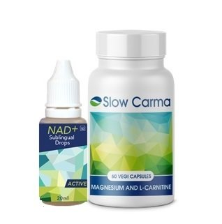 Active Pack - NAD+ in combination with Magnesium and L-Carnitine