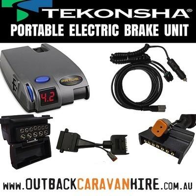 Portable Electric Brake Kit - Primus IQ