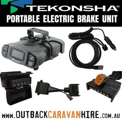 Portable Electric Brake Kit - Prodigy P3