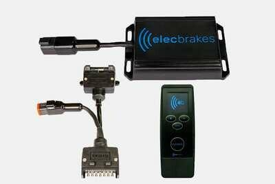Elecbrakes Plug & Play Wireless Bundle