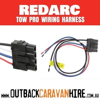 Redarc Tow Pro Elite Wiring Loom