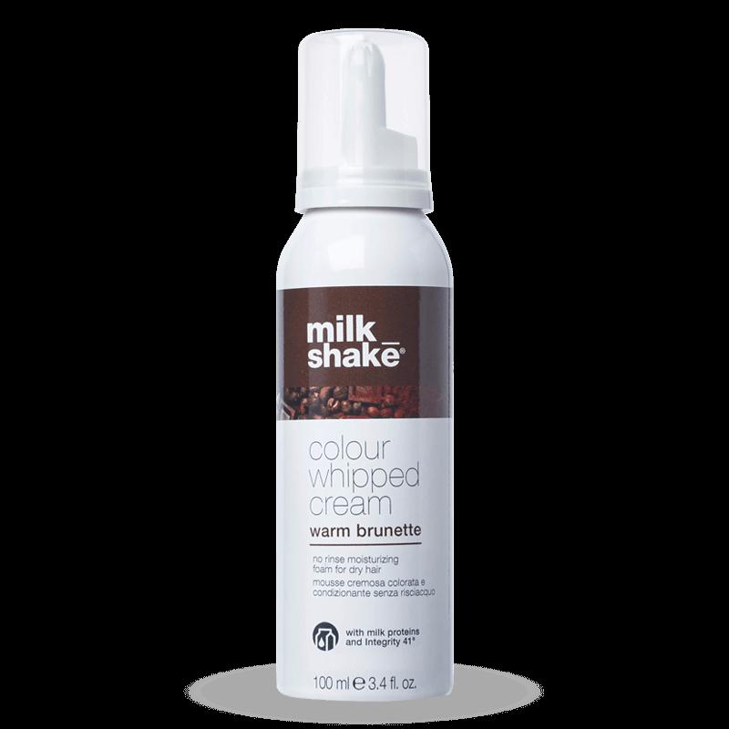 Milk Shake Colour Whipped Cream Warm Brunette 100ml