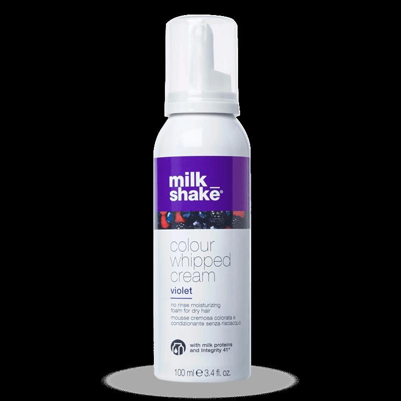 Milk Shake Colour Whipped Cream Violet 100ml