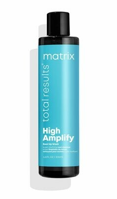 Total Results High Amplify Root Up Wash 400ml