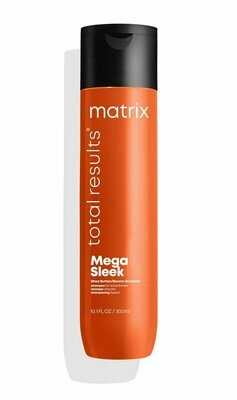 Total Results Mega Sleek Shea Butter Smoothing Shampoo 300ml