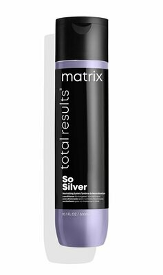 Total Results So Silver Conditioner 300ml