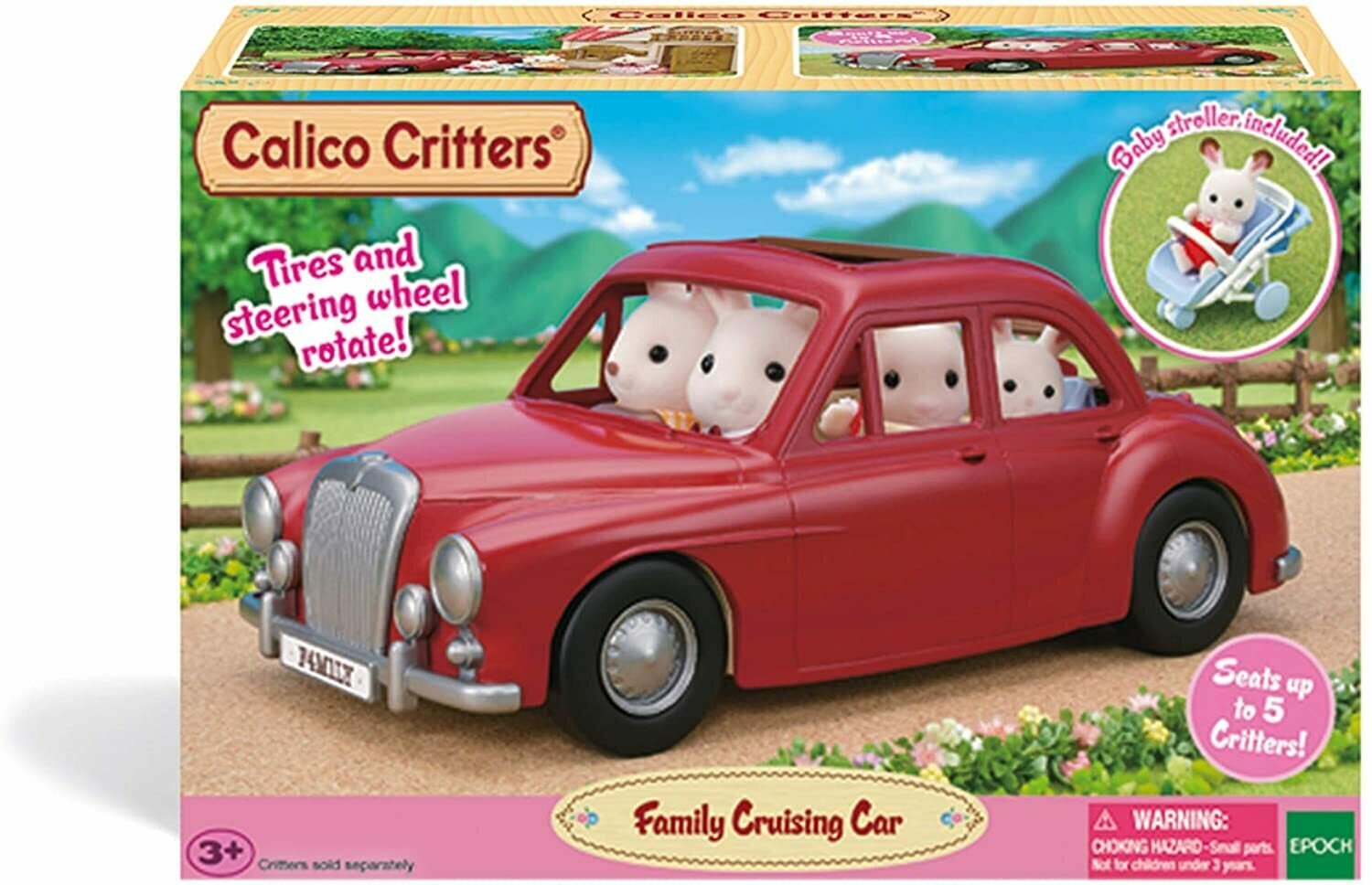 Calico Critters | Play Sets