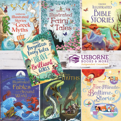 Usborne | Illustrated Books