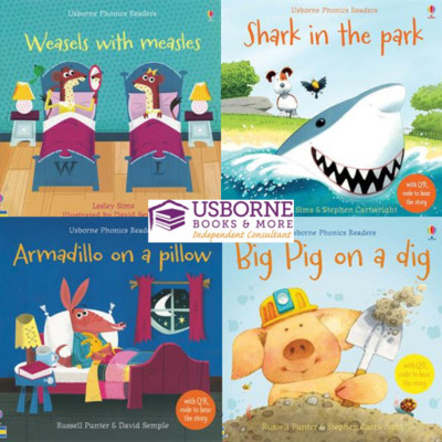 Usborne | Phonics Readers