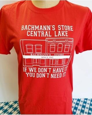 Classic Bachmann's Store T-Shirt
