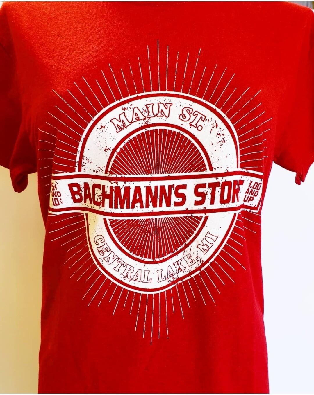 76th Anniversary Bachmann's Store T-Shirt