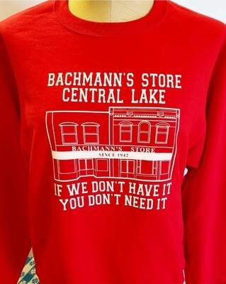 Classic Bachmann's Sweatshirt