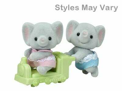 Calico Critters | Twins & Triplets