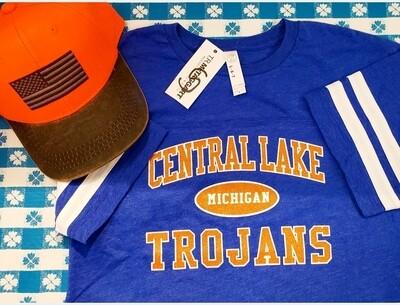 Central Lake Trojans T-Shirt
