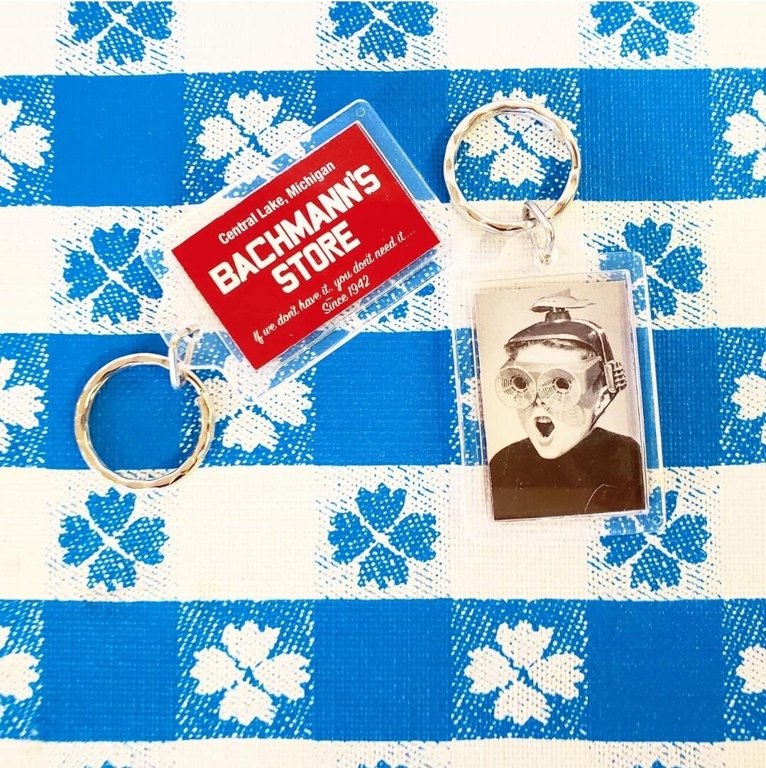 Bachmann's Souvenir Key Chain