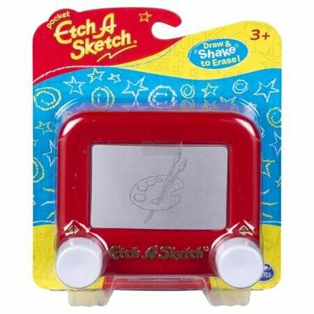 Pocket Etcha Sketch 60 Years