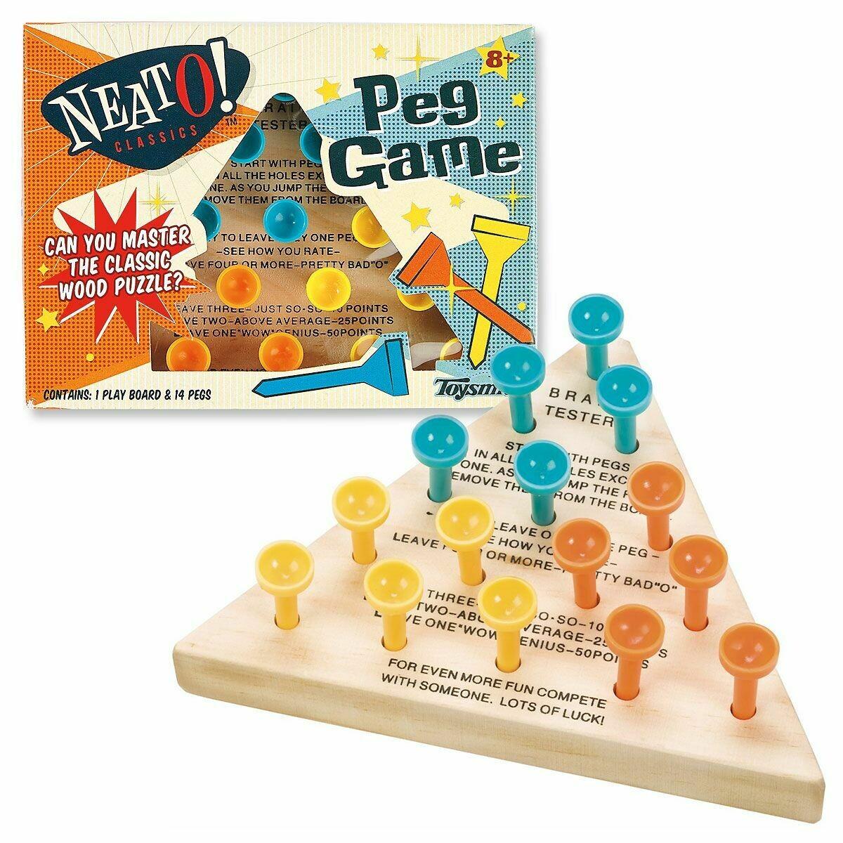 Neato Classics Peg Game