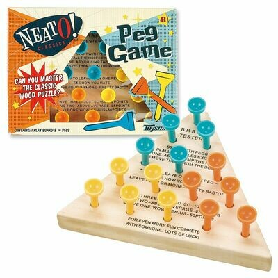 Neato Classics Peg Game