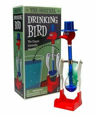 The Original Drinking Bird