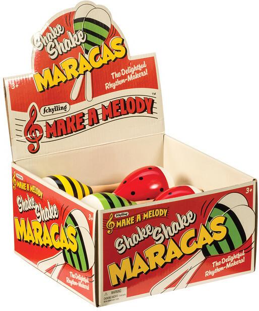 Schylling Maracas