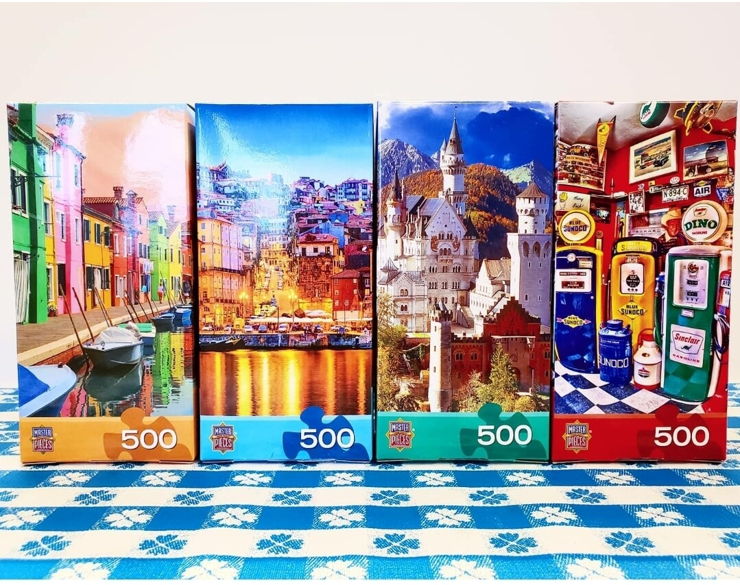 500+ Master of Photography Puzzles