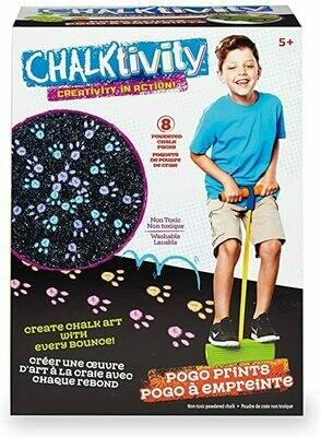 Chalktivity Pogoprints
