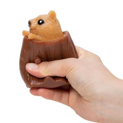 Nutty Squirrel Popper
