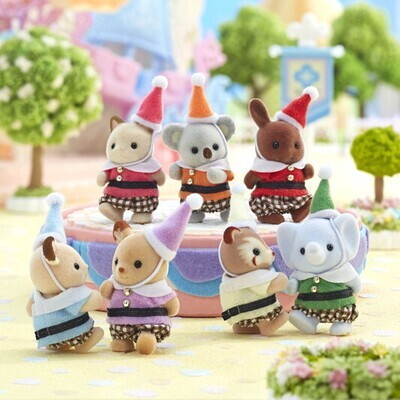 Calico Critters Fairytale Friends