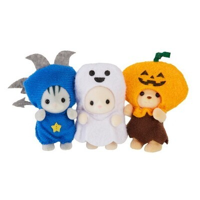 Calico Critters Trick or Treat