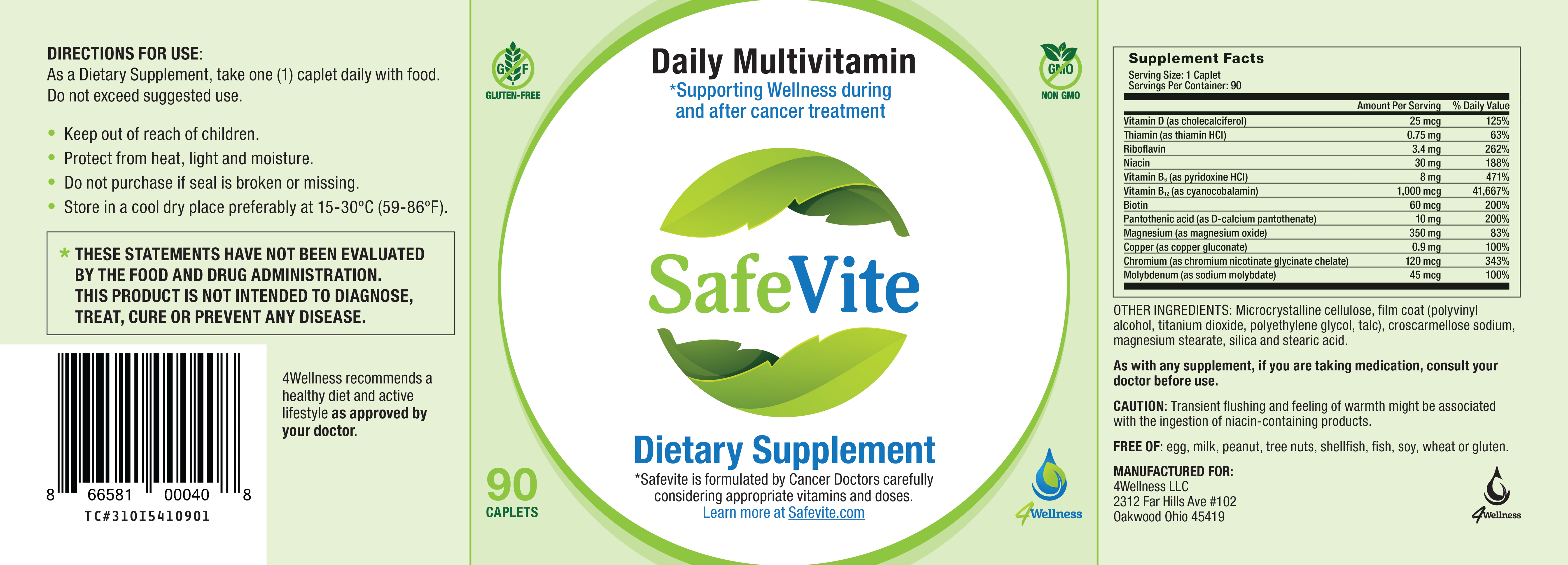 SafeVite