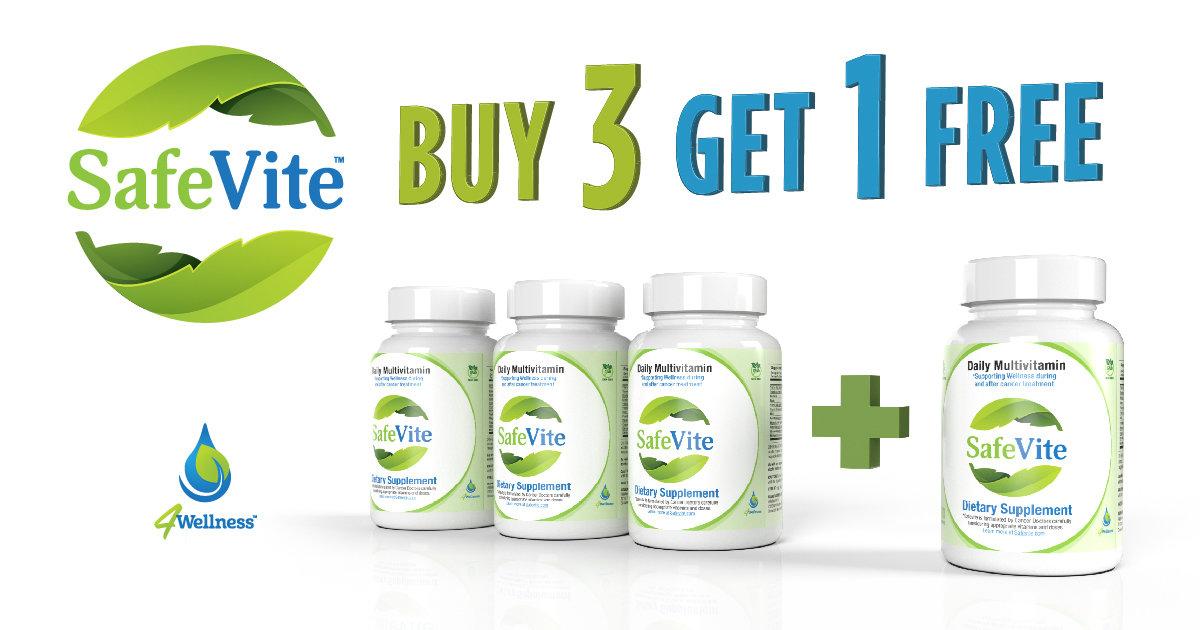 SafeVite: Buy 3 Get 1 Free 102