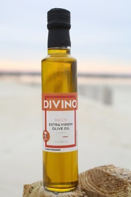 Bacon Infused Extra Virgin Olive Oil