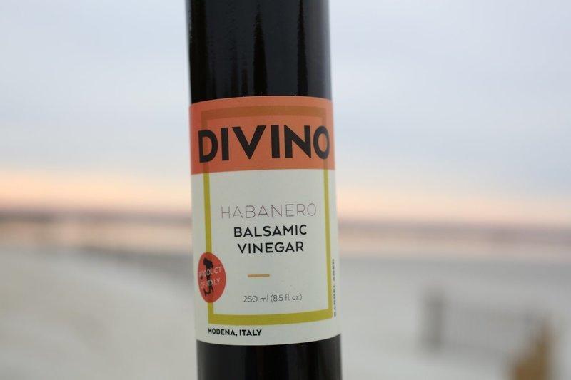 Habanero Balsamic Vinegar  (HOT)