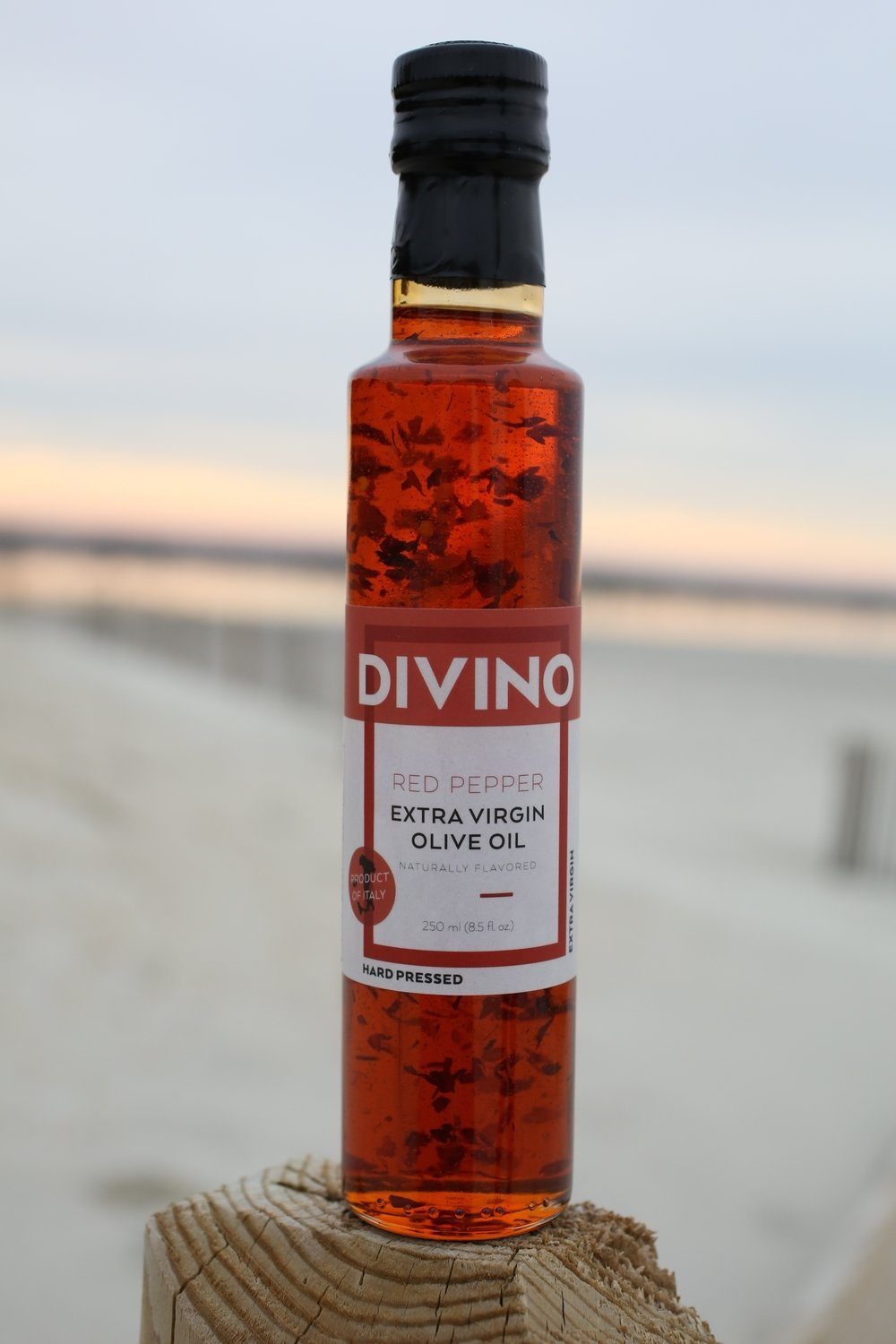 Red Pepper Infused Extra Virgin Olive Oil