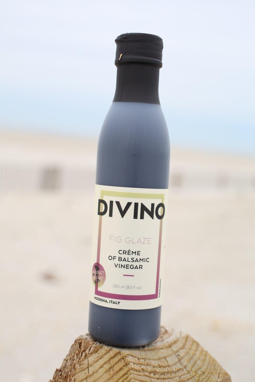 Organic Fig Glaze Creme of Balsamic Vinegar