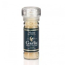 Maine Sea Salts - Roasted Garlic (Kosher Certified)