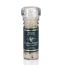 Maine Sea Salts - Lemon & Pepper (Kosher Certified)