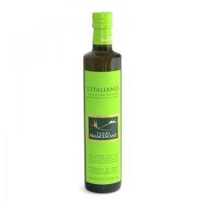 Terre Francescane L'Italiano Extra Virgin Olive Oil (DOP)- Origin Spoleto, Italy (M)
