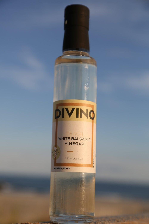 Peach Balsamic Vinegar  (White)