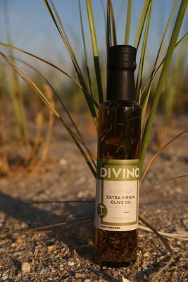 Rosemary Infused Extra Virgin Olive Oil